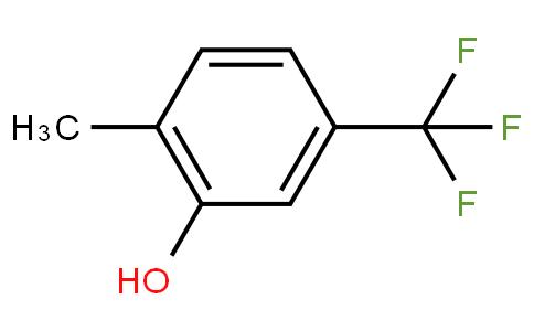 2-甲基-5-(三氟甲基)苯酚