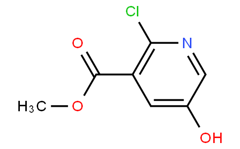 methyl 2-chloro-5-hydroxynicotinate