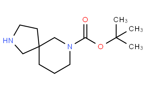 tert-butyl 2,7-diazaspiro[4.5]decane-7-carboxylate