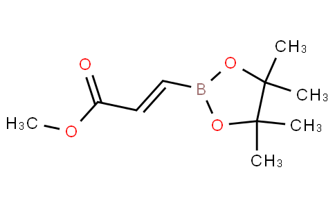 (E)-methyl 3-(4,4,5,5-tetramethyl-1,3,2-dioxaborolan-2-yl)acrylate