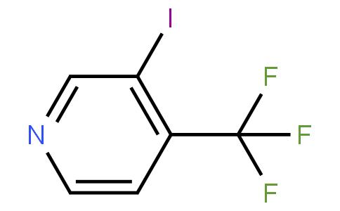 3-iodo-4-(trifluoromethyl)pyridine