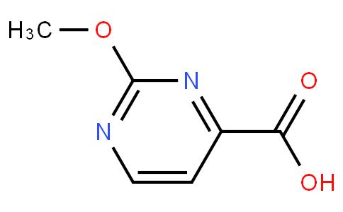 2-甲氧基嘧啶-4-羧酸
