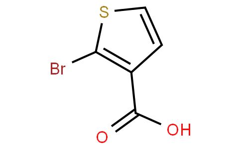 2-bromothiophene-3-carboxylic acid