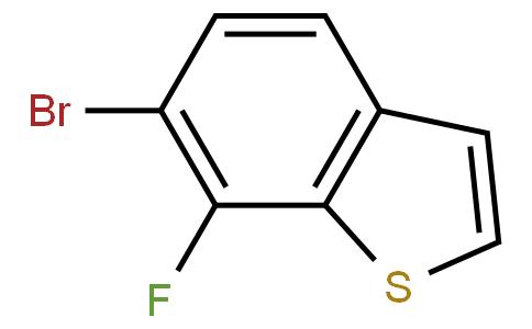 6-溴-7-氟苯并[b]噻吩