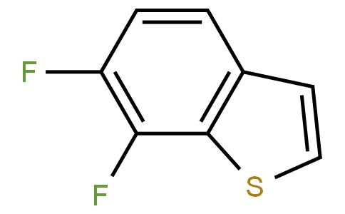 6,7-difluorobenzo[b]thiophene