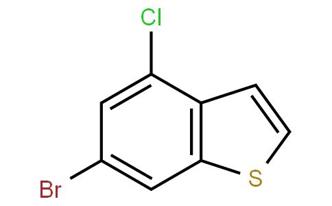 6-溴-4-氯苯并[b]噻吩