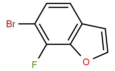 6-bromo-7-fluorobenzofuran