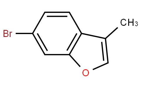 6-bromo-3-methylbenzofuran