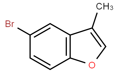 5-bromo-3-methylbenzofuran