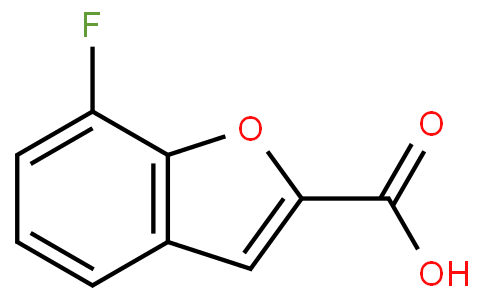 7-fluorobenzofuran-2-carboxylic acid
