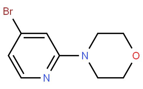 4-(4-溴吡啶-2-基)吗啉