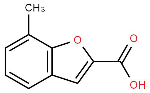 7-甲基苯并呋喃-2-羧酸