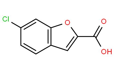 6-chlorobenzofuran-2-carboxylic acid