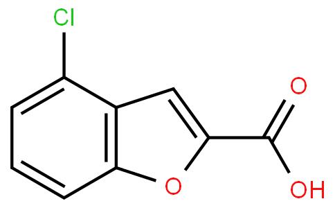 4-氯苯并呋喃-2-羧酸