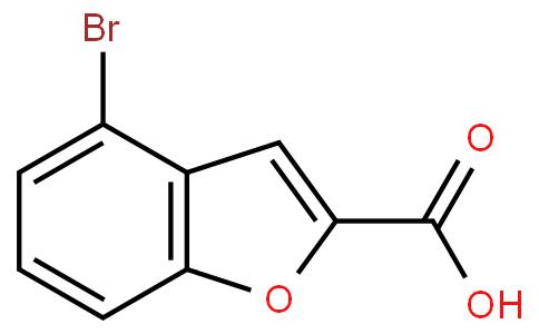 4-bromobenzofuran-2-carboxylic acid