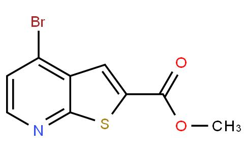 4-溴噻吩并[2,3-b]吡啶-2-甲酸甲酯