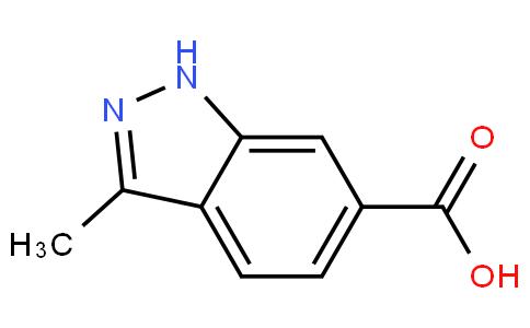 3-methyl-1H-indazole-6-carboxylic acid