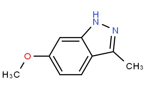 6-甲氧基-3-甲基-1H-吲唑