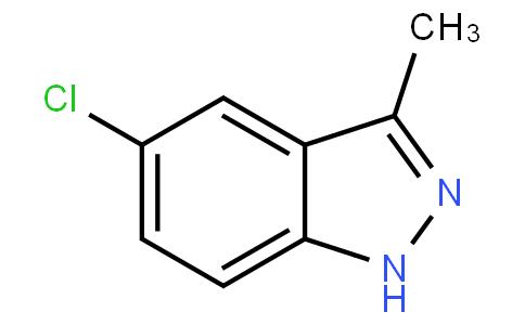 5-氯-3-甲基-1H-吲唑