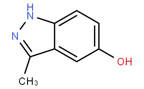 3-methyl-1H-indazol-5-ol