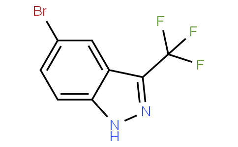 5-bromo-3-(trifluoromethyl)-1H-indazole