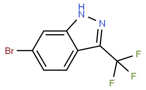 6-bromo-3-(trifluoromethyl)-1H-indazole