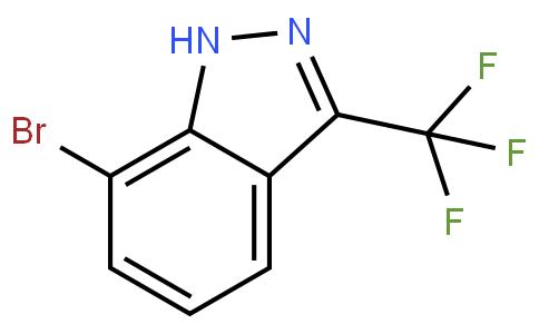 7-bromo-3-(trifluoromethyl)-1H-indazole