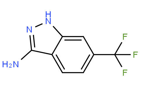 6-(trifluoromethyl)-1H-indazol-3-amine