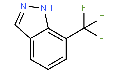 7-(trifluoromethyl)-1H-indazole