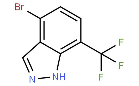4-溴-7-三氟甲基吲唑