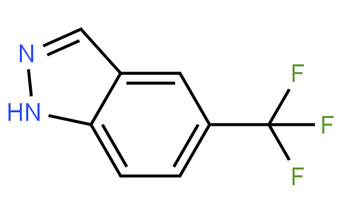 5-(trifluoromethyl)-1H-indazole