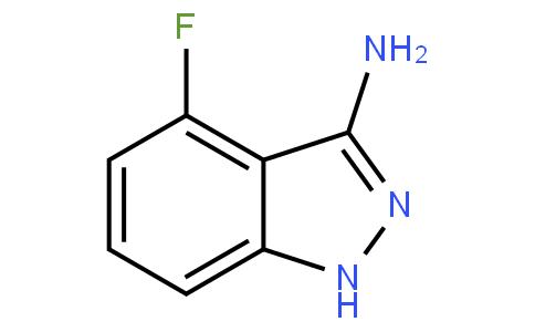 4-氟-1H-吲唑-3-胺