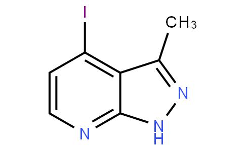 4-iodo-3-methyl-1H-pyrazolo[3,4-b]pyridine