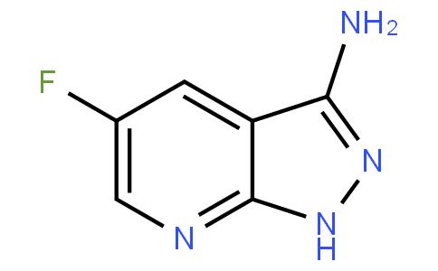 3-氨基-5-氟-1H-吡唑[3,4-B]吡啶