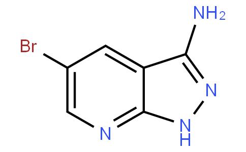 3-氨基-5-溴-1H-吡唑并[3,4-B]吡啶