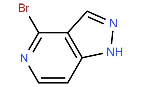 4-bromo-1H-pyrazolo[4,3-c]pyridine