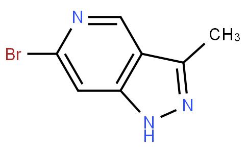 6-bromo-3-methyl-1H-pyrazolo[4,3-c]pyridine