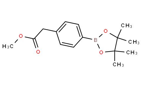 4-硼酸酯-苯乙酸甲酯