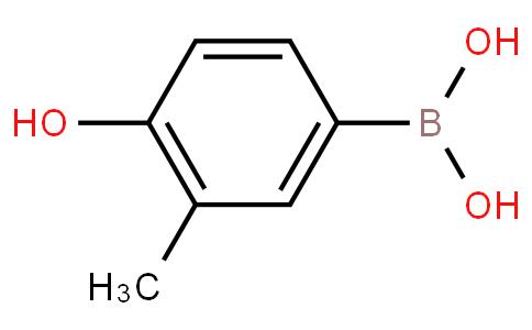 4-hydroxy-3-methylphenylboronic acid