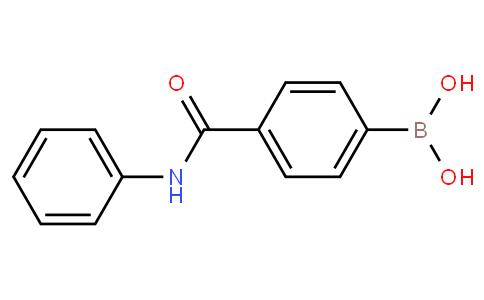 4-苯基甲酰氨苯基硼酸