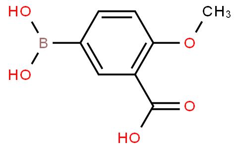 5-borono-2-methoxybenzoic acid