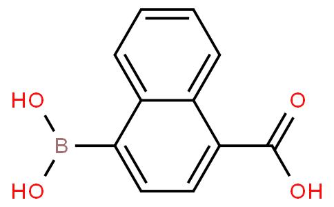 4-羧基萘-1-硼酸