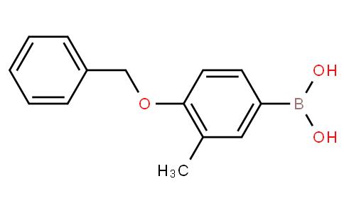 4-苄氧基-3-甲基苯硼酸