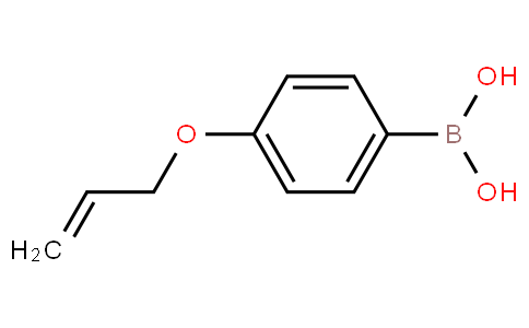 4-(allyloxy)phenylboronic acid