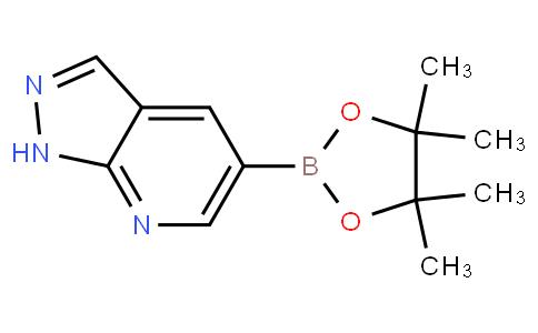 1H-吡唑并[3,4-B]吡啶-5-硼酸频那醇酯