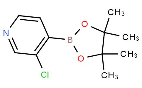 3-氯吡啶-4-硼酸频哪酯