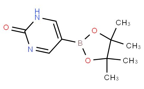 5-(4,4,5,5-tetramethyl-1,3,2-dioxaborolan-2-yl)pyrimidin-2(1H)-one