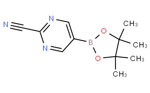 2-氰基嘧啶-5-硼酸频那酯