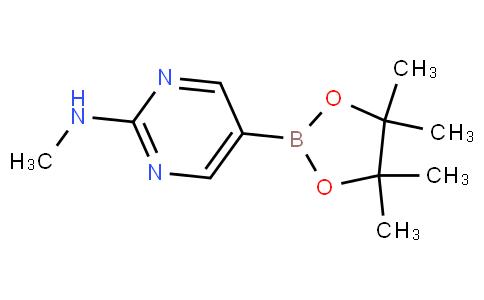 2-(甲基)氨基-5-硼酸酯