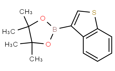 2-(benzo[b]thiophen-3-yl)-4,4,5,5-tetramethyl-1,3,2-dioxaborolane